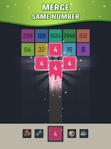 Merge Block - 2048 Puzzle  screenshots 13