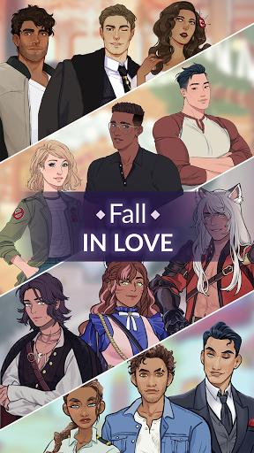 Fictif: Interactive Romance - Visual Novels  screenshots 14