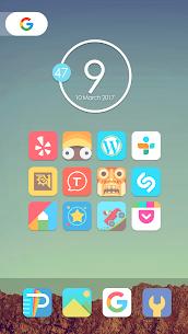 Mefon – Icon Pack MOD Apk 1.6.1 (Unlocked) 1