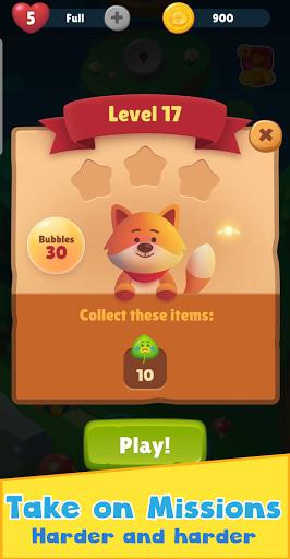 Bubble Shooter | 2021 puzzle adventure game 1.1.0 screenshots 3
