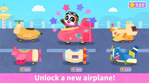 Baby Panda's Airplane modavailable screenshots 5