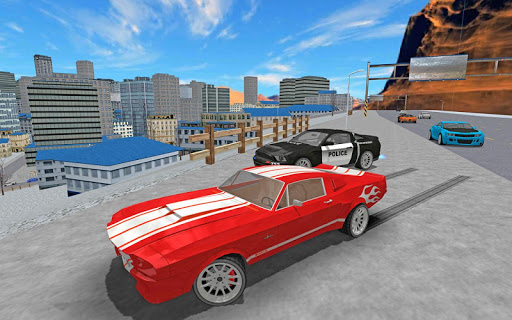 City Furious Car Driving Simulator 1.7 screenshots 8