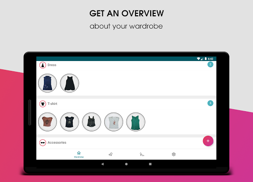 Mind Dress: Build your minimalist capsule wardrobe  screenshots 8