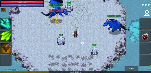Arcadia MMORPG online 2D like Tibia  screenshots 11