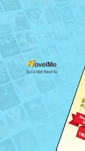 NovelMe – Baca webnovel dan love story tiap hari 1