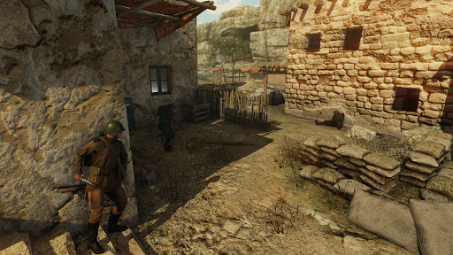 Ghosts of War: WW2 FPS Shooting game goodtube screenshots 21