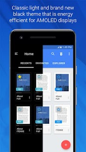 FullReader all e-book formats reader v4.2.7 build 251 MOD APK 2