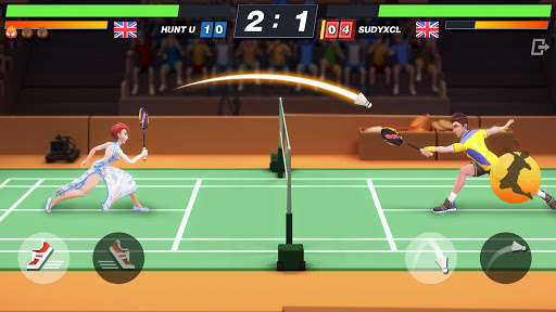 Badminton Blitz - Free PVP Online Sports Game 1.1.12.15 screenshots 3
