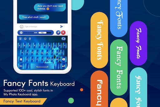 My Photo Keyboard - Picture keypad with Emoji, Led 5.7 Screenshots 7