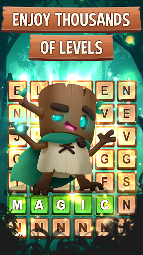 Spell Forest - Fun Spelling Word Puzzle Adventure  screenshots 1