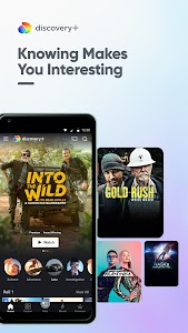 discovery+ for Android TV 2.5.0