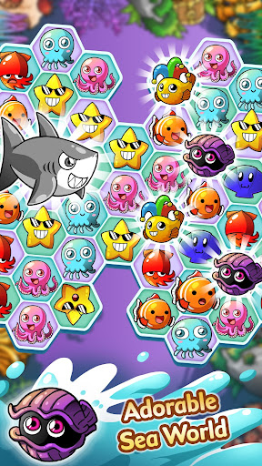 Ocean Blast u2013 Match-3 Puzzler  screenshots 12