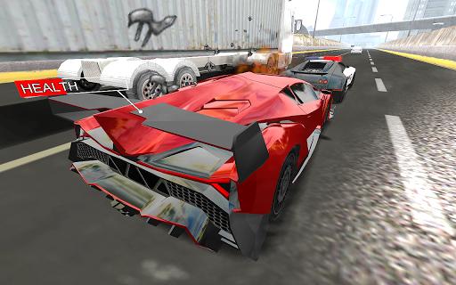 Racers Vs Cops : Multiplayer 1.27 Screenshots 4
