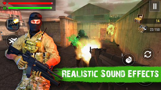 Zombie Shooter Hell 4 Survival Mod Apk (UNLIMITED REWARD GOLD) 4