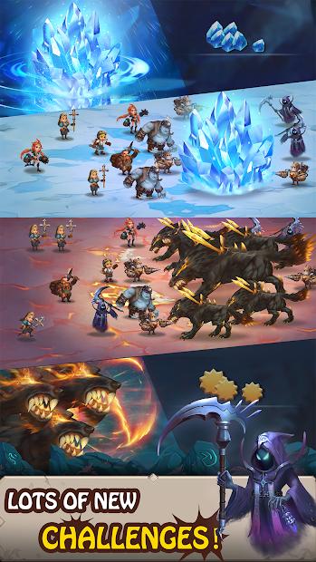 Mine Legend 2 - Idle Miner RPG screenshot 6