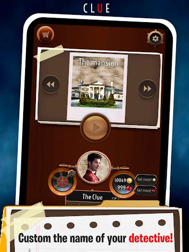 Clue Detective: mystery murder criminal board game 2.3 Screenshots 9