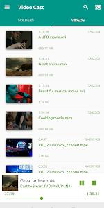 Video Cast to TV/Chromecast/DLNA/Roku/PS4/Xbox/+ 1.0.4b