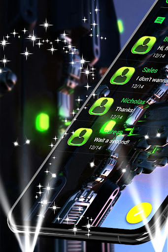 Messenger Theme 1.311.1.28 Screenshots 1