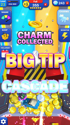 Tipping Point Blast! - Lucky Coin Pusher  screenshots 6