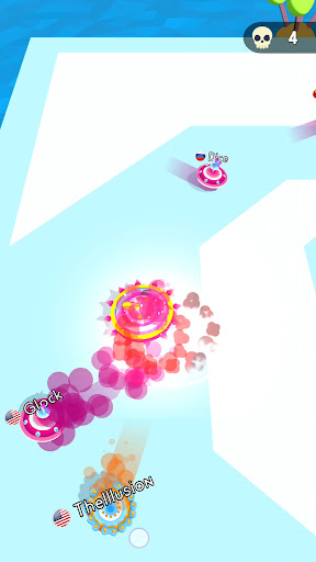 Spinner King.io  screenshots 1