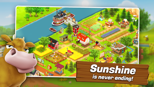 Hay Day APK MOD 1.51.91 (Unlimited Coins/Game/Seeds) 1
