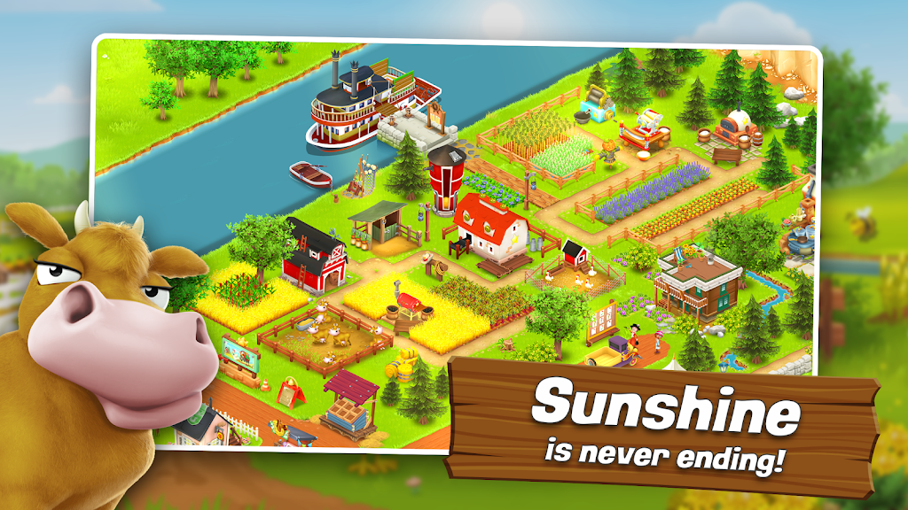 Hay Day poster 0