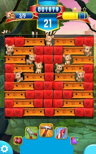 Pet Rescue Saga Screenshot