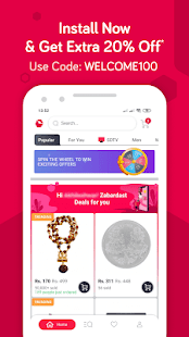 Snapdeal Online Shopping App - Shop Online India Screenshot