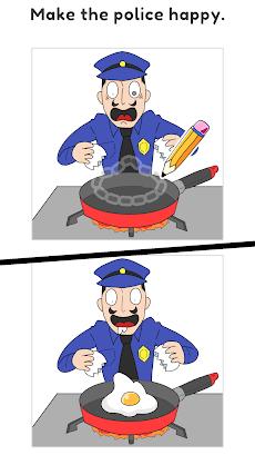 Draw Happy Policeのおすすめ画像3
