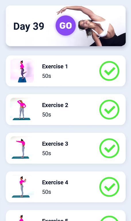 Splits. Flexibility Training. Stretching Exercises  poster 5