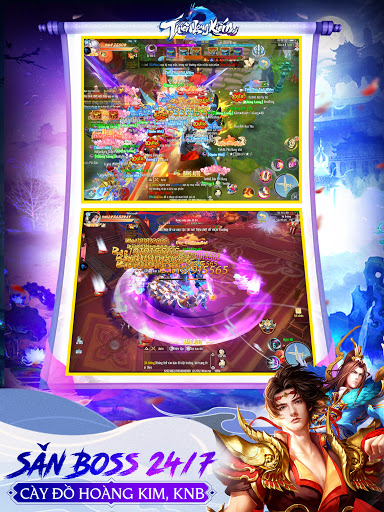 Thiu00ean Long Kiu1ebfm 2: PK Lu00ean Vip 3.0.0 screenshots 14