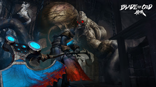 Blade of God : Vargr Souls apklade screenshots 2