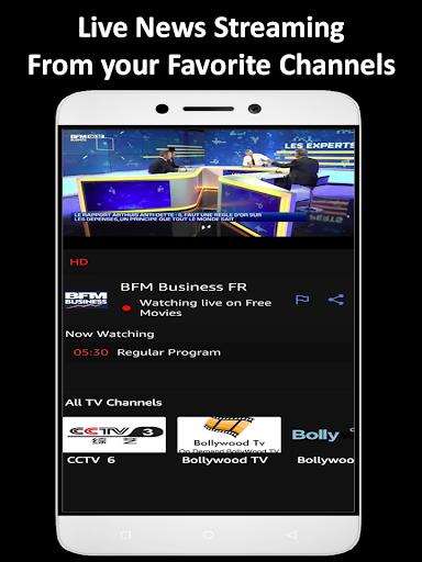 Foto do Free Movies : Stream Free Movie, Live TV & Series.