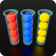 Color Sort 3D: Fun Sorting Puzzle - Ball Stack