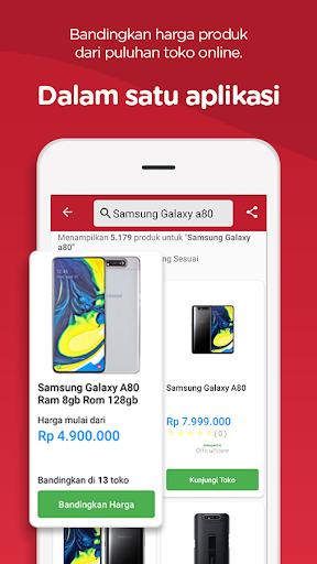telunjuk.com - price comparison screenshot 1