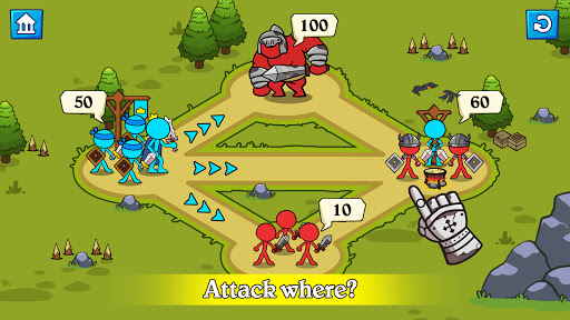 Stick Clash 1.0.13 screenshots 1
