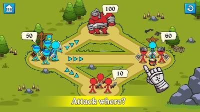 Stick Clash Android App Screenshot
