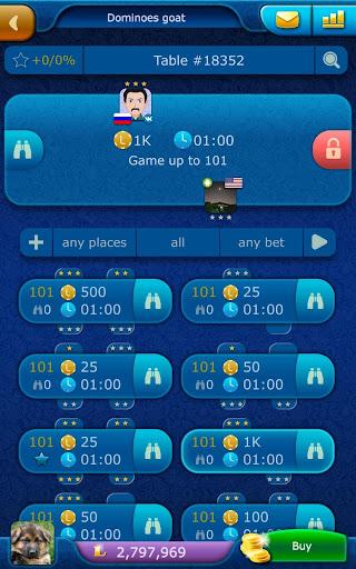 Dominoes LiveGames - free online game 4.01 screenshots 11