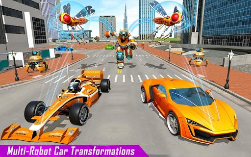 Mosquito Robot Car Game - Transforming Robot Games 1.0.8 screenshots 16
