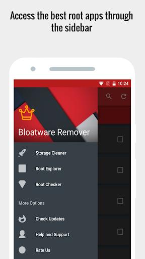 Bloatware Remover FREE [Root] 1.3.2.0 Screenshots 9