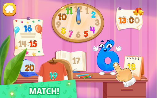 Numbers for kids - learn to count 123 games! 0.7.26 screenshots 17