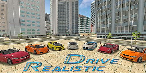 drift car games - drifting games simulator racing screenshot 1