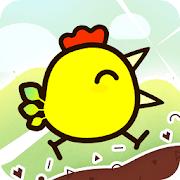 Chicken Run - Happy Chicken Jump Jump Jump