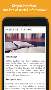 Study Tips - Tips for studying & Exam preparation