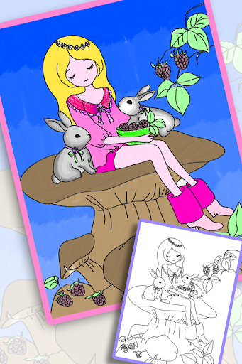 Magic Coloring Book - Color & Draw 2.1.2 screenshots 9