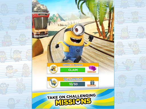 Minion Rush: Despicable Me Official Game 7.5.1d screenshots 23