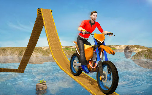 Impossible Bike Track Stunt Games 2021: Free Games 2.0.02 screenshots 8
