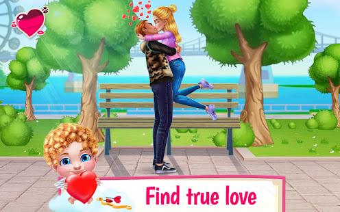 First Love Kiss - Cupidu2019s Romance Mission 1.1.8 Screenshots 1