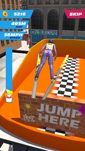 Ski Ramp Jumping 0.3 screenshots 3