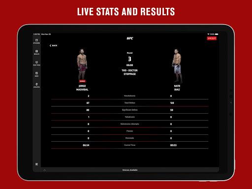 UFC screenshots 10